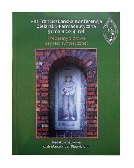Obrazek VIII Franciszkańska Konferencja Zielarsko-Farmaceutyczna 31 maja 2014 rok