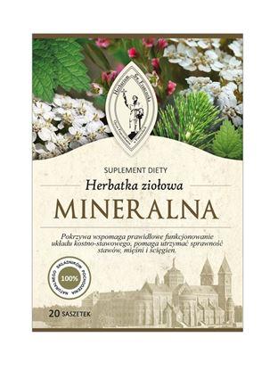 Obrazek Franciszkańska Herbatka ziołowa MINERALNA