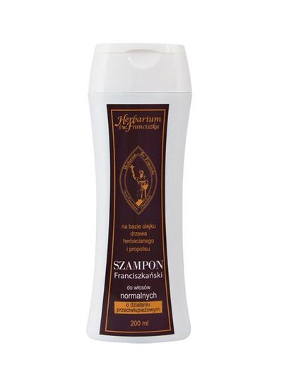 Obrazek Franciszkański SZAMPON do włosów normalnych