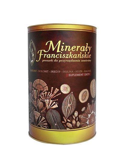 Obrazek Franciszkańskie Minerały 500g
