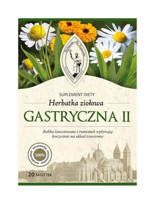 Obrazek Franciszkańska Herbatka ziołowa GASTRYCZNA II
