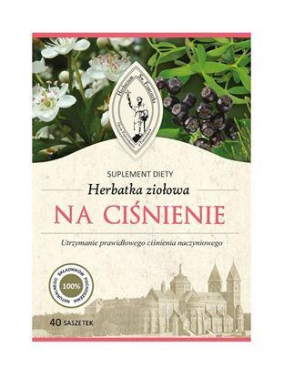 Obrazek Franciszkańska Herbatka ziołowa NA CIŚNIENIE FIX