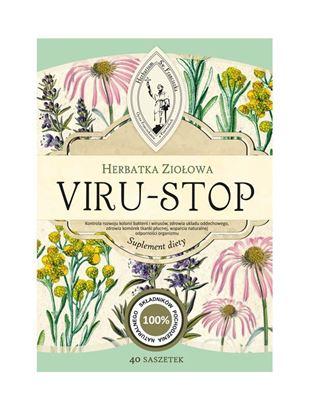Obrazek Franciszkańska Herbatka ziołowa VIRU-STOP