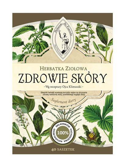 Obrazek Franciszkańska Herbatka ziołowa ZDROWIE SKÓRY