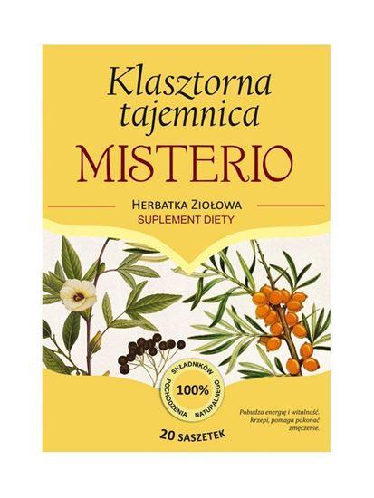 Obrazek Franciszkańska Herbatka KLASZTORNA TAJEMNICA MISTERIO