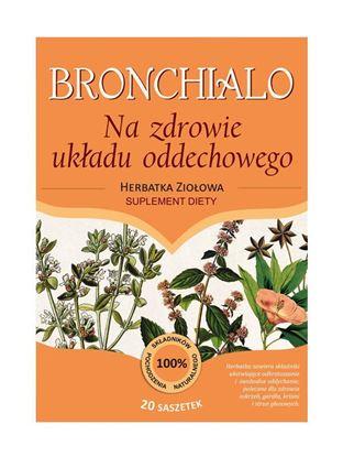 Obrazek Franciszkańska herbatka BRONCHIALO - na zdrowie układu oddechowego