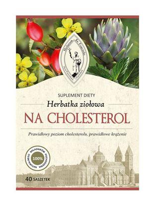 Obrazek Franciszkańska Herbatka ziołowa NA CHOLESTEROL FIX