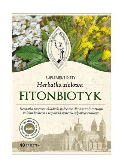 Obrazek Franciszkańska Herbatka ziołowa FITONBIOTYK FIX