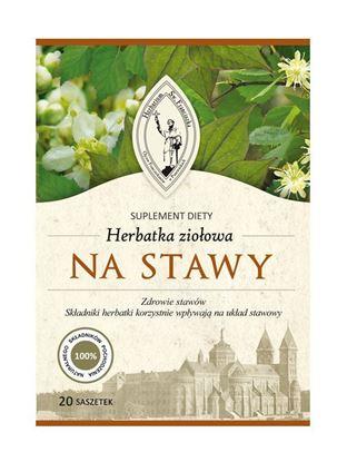 Obrazek Franciszkańska Herbatka ziołowa NA STAWY