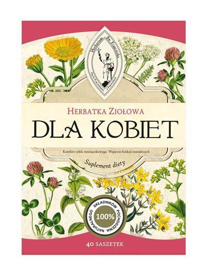 Obrazek Franciszkańska Herbatka ziołowa DLA KOBIET