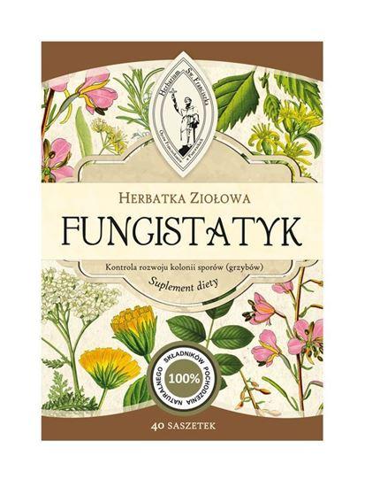 Obrazek Franciszkańska Herbatka ziołowa FUNGISTATYK