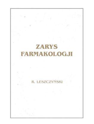 Obrazek Zarys farmakologji - Reprint