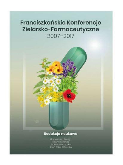 Obrazek Franciszkańskie Konferencje Zielarsko-Farmaceutyczne 2007-2017