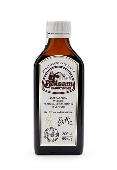 Obrazek Manufaktura Kapucynów | BALSAM KAPUCYŃSKI - Nalewka Kapucyńska 200 ml