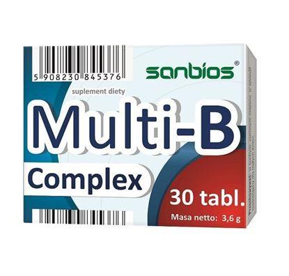 Obrazek Sanbios | Multi-B Complex