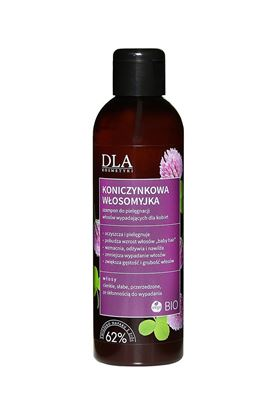 Obrazek Kosmetyki DLA | KONICZYNKOWA WŁOSOMYJKA - szampon dla kobiet