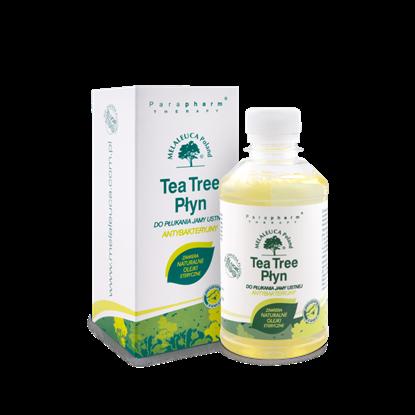 Obrazek Melaleuca   Tea Tree - Płyn do płukania jamy ustnej