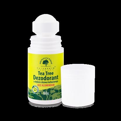 Obrazek Melaleuca | Tea Tree - Dezodorant w kulce