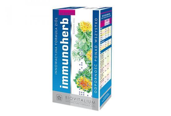 Obrazek Biovitalium | IMMUNOHERB - Odporność ponad wszystko