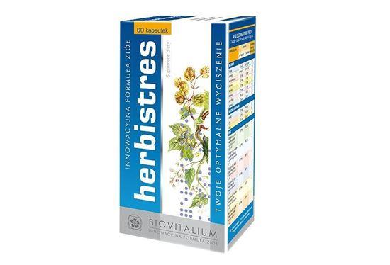 Obrazek Biovitalium | HERBISTRES - Optymalne wyciszenie