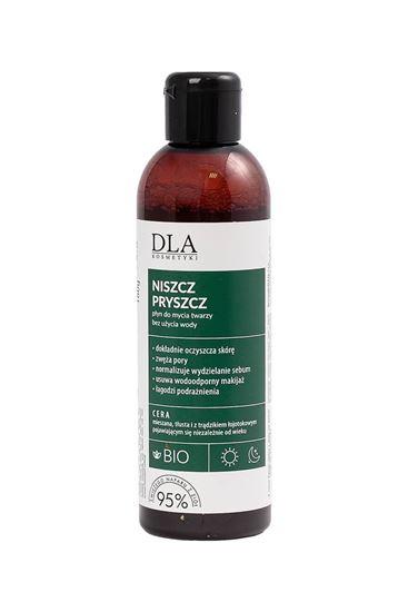 Obrazek Kosmetyki DLA | NISZCZ PRYSZCZ - płyn do mycia twarzy