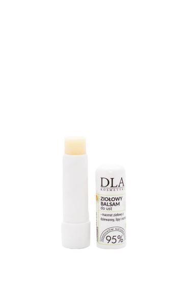 Obrazek Kosmetyki DLA   Ziołowy balsam do ust