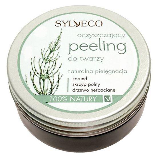 Obrazek Sylveco | Oczyszczający peeling do twarzy