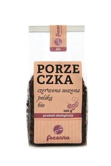 Obrazek Fresano | Porzeczka czerwona suszona polska BIO 100 g