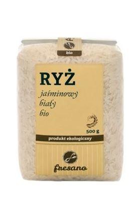 Obrazek Fresano   Ryż jaśminowy biały BIO 500 g