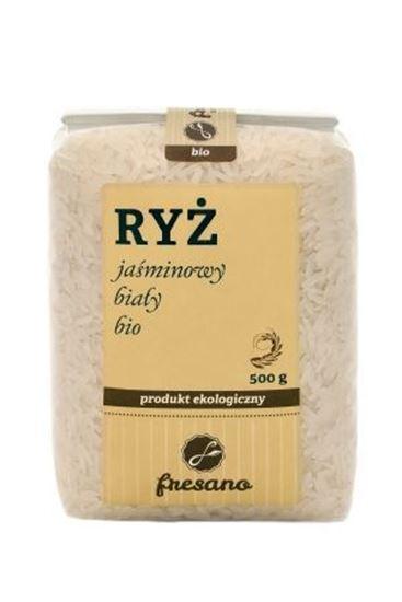 Obrazek Fresano | Ryż jaśminowy biały BIO 500 g