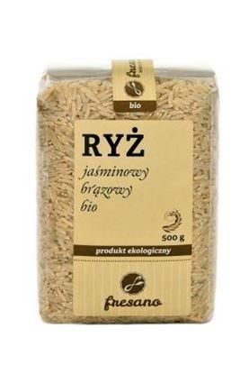 Obrazek Fresano | Ryż jaśminowy brązowy BIO 500 g