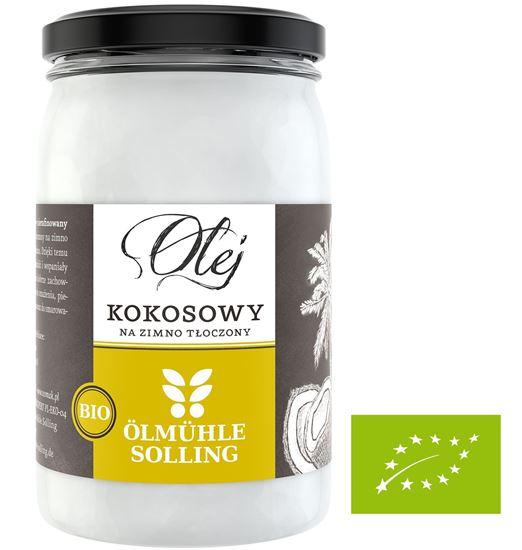 Obrazek Nomak   Bio Olej kokosowy Olmuhle Solling - 250 ml