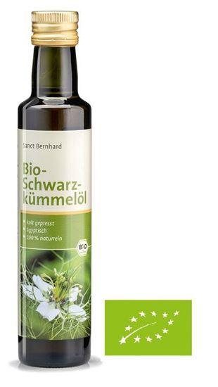 Obrazek Nomak | Bio Olej z Czarnego Kminu (czarnuszki) 250 ml