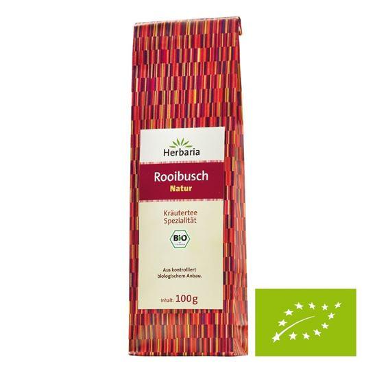 Obrazek Nomak   Bio herbata Rooibos 100 g
