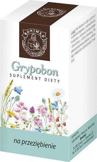 Obrazek Bonimed | GRYPOBON 20 kaps. - na przeziębienie