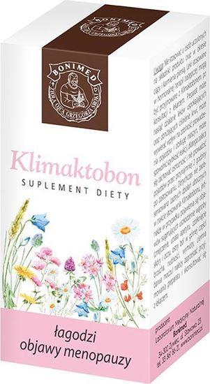 Obrazek Bonimed | KLIMAKTOBON 60 kaps. - łagodzi objawy menopauzy