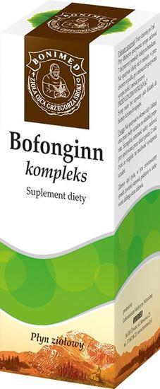Obrazek Bonimed | BOFONGINN KOMPLEKS - płyn ziołowy
