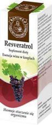 Obrazek Bonimed | RESVERATROL esencja wina w kroplach 20 ml
