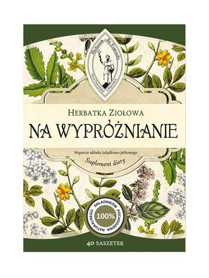 Obrazek Franciszkańska Herbatka ziołowa NA WYPRÓŻNIANIE