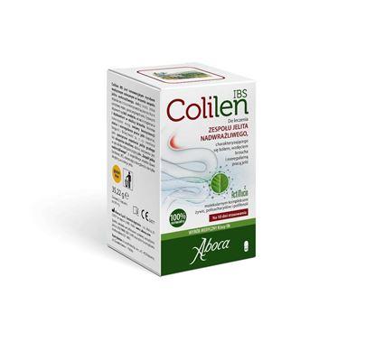 Obrazek Aboca | COLILEN IBS do leczenia zespołu jelita nadwrażliwego - 60 kaps.