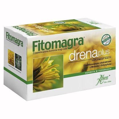 Obrazek Aboca | FITOMAGRA DRENA PLUS herbata - zrównoważona kontrola wagi ciała