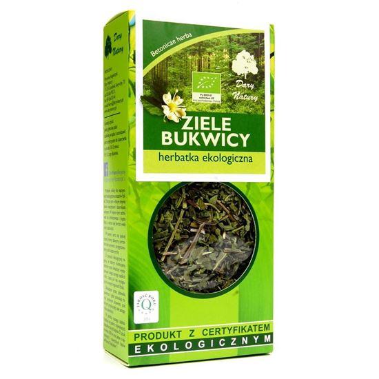 Obrazek Dary Natury   Herbatka ekologiczna ZIELE BUKWICY 50g