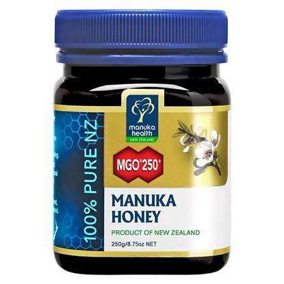 Obrazek Manuka Health   Miód Nektarowy MANUKA MGO® 250+ 250g