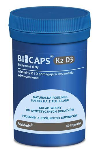 Obrazek ForMeds | BICAPS® Witamina K2 D3 - 60 kaps.