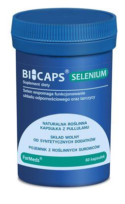 Obrazek ForMeds   BICAPS® SELENIUM (Selen) 60 kaps.