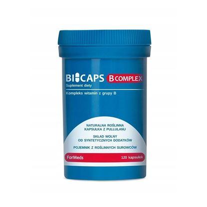 Obrazek ForMeds | BICAPS® B COMPLEX (witamina B) 120 kaps.