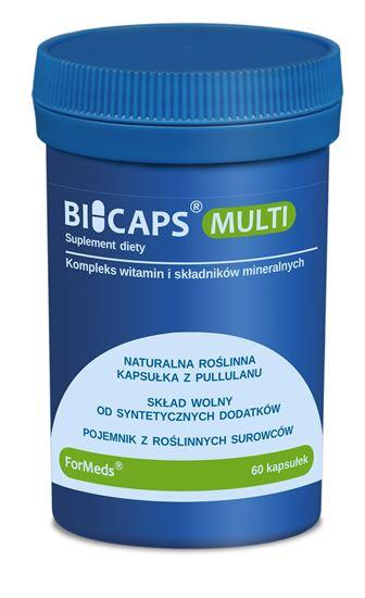 Obrazek ForMeds   BICAPS® MULTI (multiwitamina) 60 kaps.