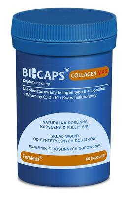Obrazek ForMeds | BICAPS® COLLAGEN MAX (kolagen) 60 kaps.