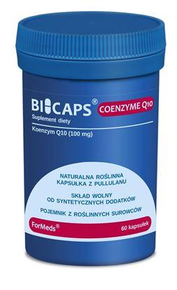 Obrazek ForMeds | BICAPS® COENZYME Q10 (koenzym q10) 60 kaps.