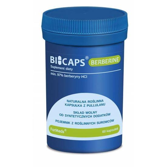 Obrazek ForMeds | BICAPS® BERBERINE (berberyna) 60 kaps.